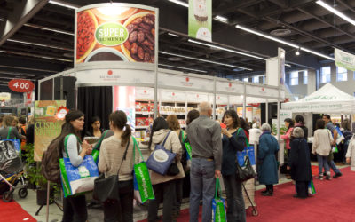 En mars, c'est l'Expo Manger Santé!