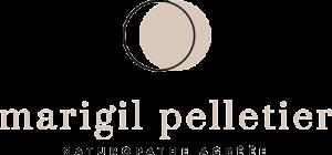 Logo - Marigil Pelletier Naturopathe agréée